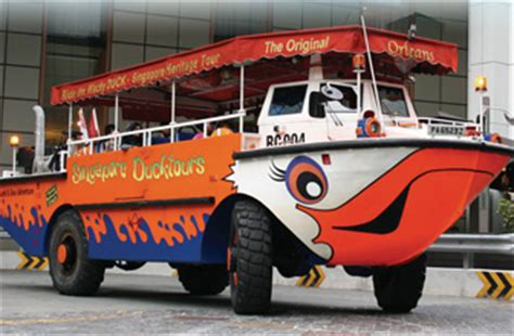 duck boat tours singapore duck tour