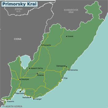primorsky krai travel guide  wikivoyage