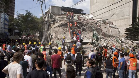 earthquake mexico axa has largest exposure to mexico city earthquake