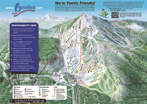 map of oregon ski resorts ski resort directory oregon s ski resort directory