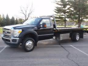 old flatbed tow trucks for sale images