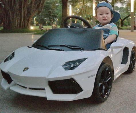 Kid Lamborghini Aventador 1507391683 Lamborghini Aventador Ride On Car Jpg