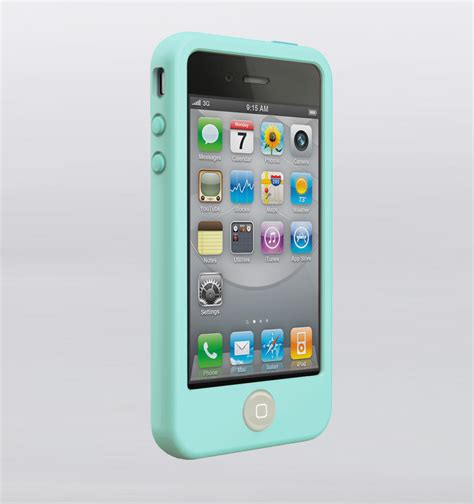 Iphone 4 4s switcheasy colors pastels iphone 4 4s mint