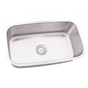 Undermount Single Kitchen Sink 32 Inch Stainless Steel Undermount Single Bowl Kitchen Sink 16