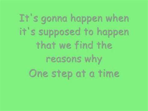 one step at a time jordin sparks lyrics az jordin sparks one step at a time lyrics jordin sparks