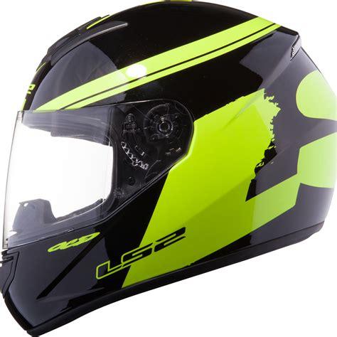 Helm Ls2 Ff352 Rookie Hi Vis Yellow Fluo Ls 2 Fullface Flou ls2 ff351 24 fluo black hi vis motorcycle helmet