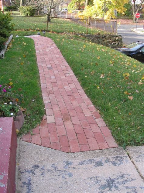 workshop gt gt carpentry gt gt brick walkway