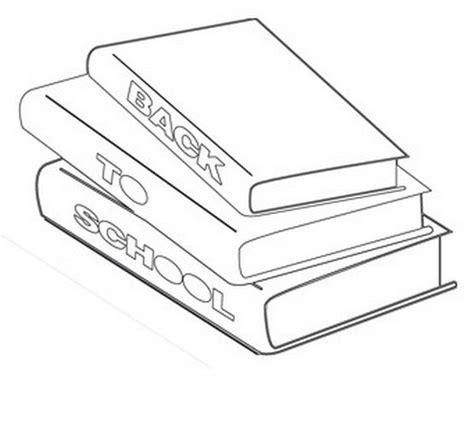 imagenes escolares sin colorear colorea tus dibujos libros para colorear y pintar