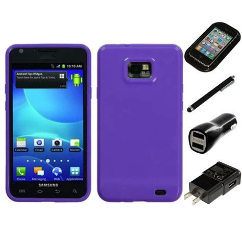 Flexibel Samsung Galaxy S2 I9100 Charger For Samsung Galaxy S2 I9100 Tpu Rubber Skin
