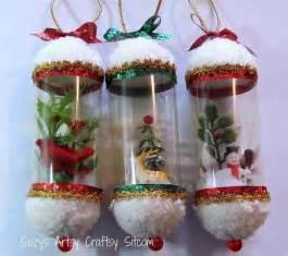 adornos preciosos realizados con botellas pl 225 sticas de gaseosas simplemente es navidad