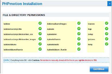 membuat database mysql di ubuntu cara membuat youtube clone atau install phpmotion di