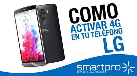 Garskin Lg G3 Lg 204 como activar 4g en tu smartphone lg viyoutube