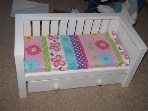 design a doll day bed pdf diy american girl doll trundle bed plans download 18