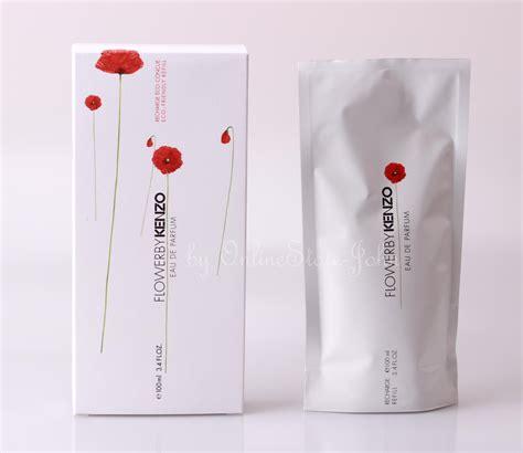 100 Original Eropa Parfum Kenzo Flower 100 M kenzo flower refill bag 100ml edp eau de parfum eco