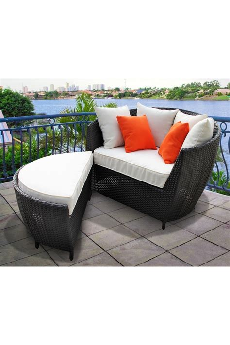 outdoor lounge chair  ottoman woodworking projects