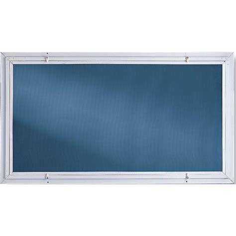 weatherstar 32 in x 14 in basement window c4031