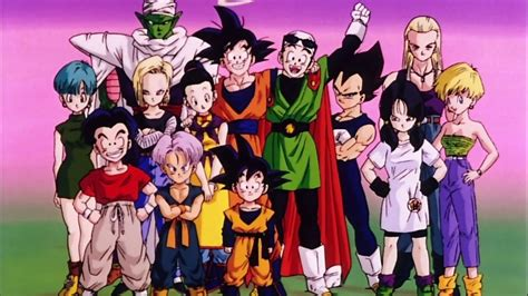 here s the actual worst dragon ball z characters