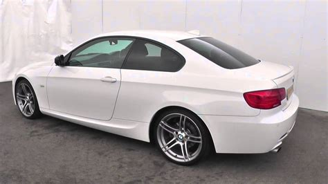 Bmw 3er Coupe E92 by Bmw 3 Series Coupe E92 320d Sport Plus Edition N47 2 0d