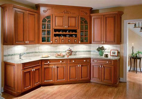 cherry kitchen cabinets colors kitchenidease