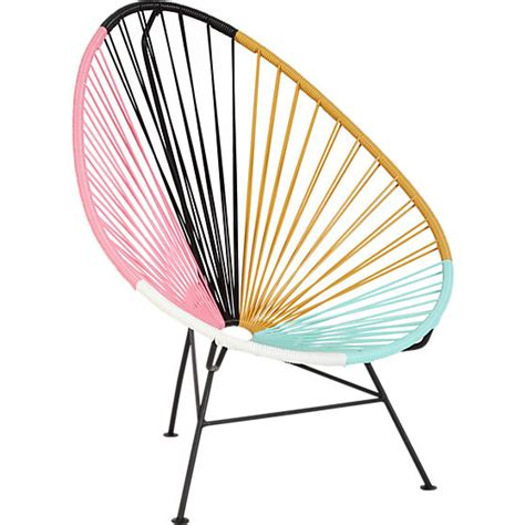 acapulco lounge chair it saturday cb2 acapulco lounge chair two thirty