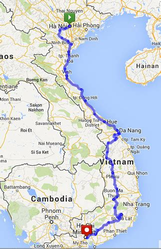 printable vietnam road map cycling vietnam the ultimate diy guide a cruising couple