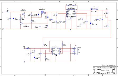 Car Charger Saver 2 Usb 1a 2a 5v usb charger circuit diagram circuit and schematics