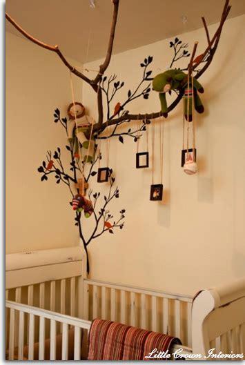 Crib Tree by Tree Themed Nursery The Wall