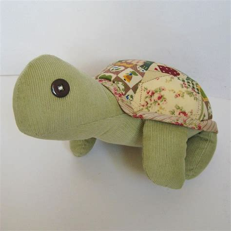 Patchwork Toys Free Patterns - patchwork turtle sewing pattern gift ideas