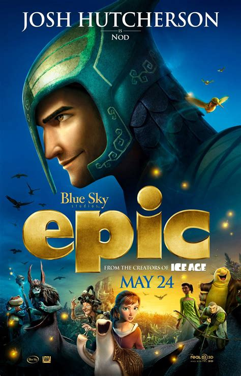 epic film term epic 2013 images nod poster hd wallpaper and background