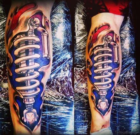 3d biomechanical tattoos leg 61 fabulous biomechanical tattoos for leg