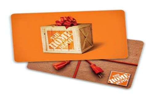 100 home depot gift card giveaway