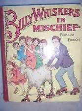 how to mischief books 1926 billy whiskers in mischief childrens book goat j