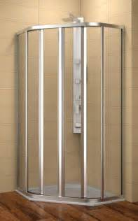 dusche 5 eckig duschkabine 90x90 cm 5 eck dusche 90x90x185 cm lxbxh