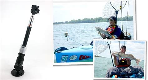 Car Holder For Mobile Phone Tripod 4 2010 revolutionize your kayak fishing photos with the new xshot