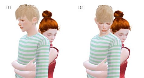 Couples 4 Couples Rinvalee Poses Sims 4 Downloads