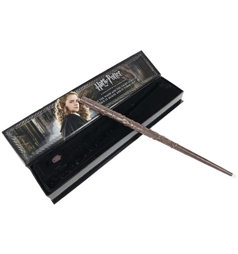 Baguette Hermione Granger by Harry Potter Baguette Lumineuse De Hermione Granger
