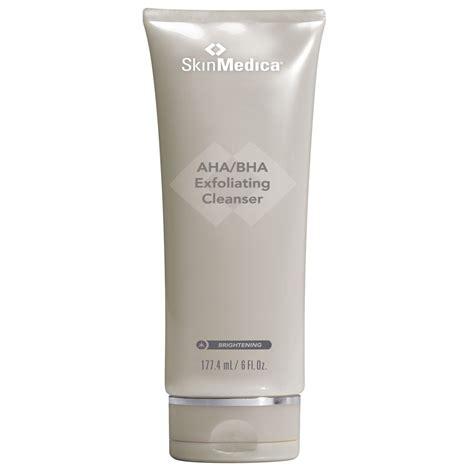Aha Cleanser skinmedica aha bha exfoliating cleanser spa skincare
