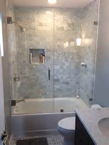 Shower Bath Enclosure Best 25 Bathtub Doors Ideas On Pinterest