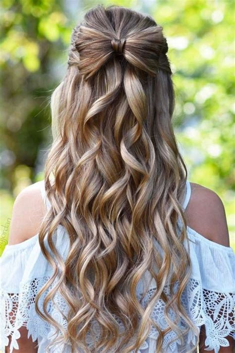 Formal Hairstyles For Hair Half Up by How To Do Half Up Half Prom Hairstyles Hair