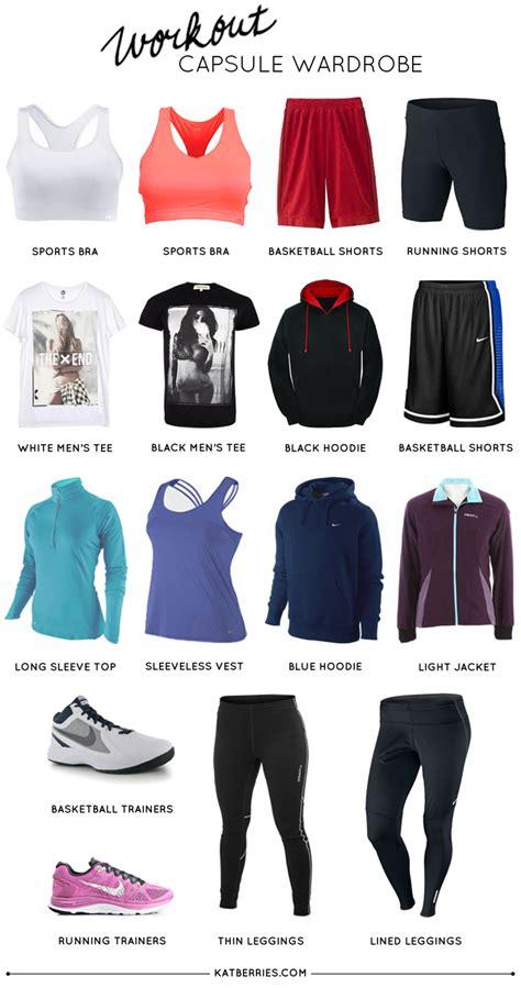 Exercise Wardrobe by Katberries Workout Wardrobe