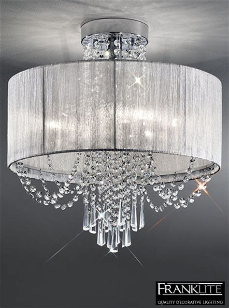 Flush Fitting Chandeliers 12 Collection Of Flush Fitting Chandelier