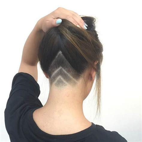 1000 images about undercut nape swag styles on pinterest 1000 ideas about shaved nape on pinterest medium fade