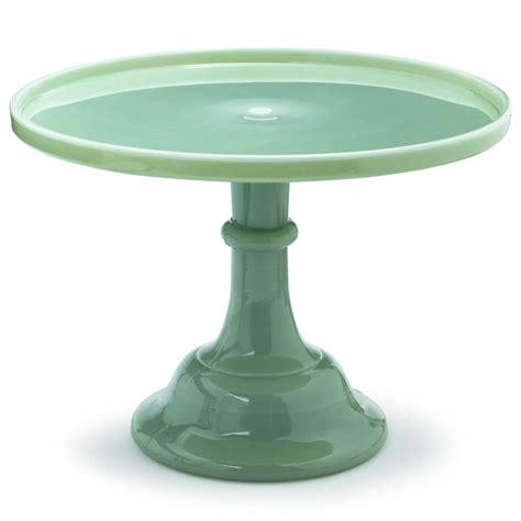 sur la table cake stand jadeite cake stand mosser jadeite cake stand 24010j 10 quot