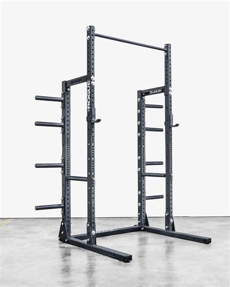 Half Rack Weight Set by Hr 2 Half Rack Conversion Kit Rogue Fitness