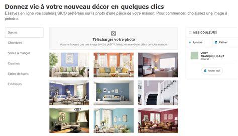 Decorateur Virtuel by Application Et Web Pour Trouver La Bonne Couleur De