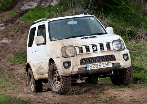 Suzuki Jimny Buying Guide Suzuki Jimny Estate 1998 Buying And Selling Parkers