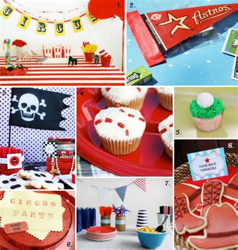 party themes in october kids birthday themes boys birthday party ideas birthday