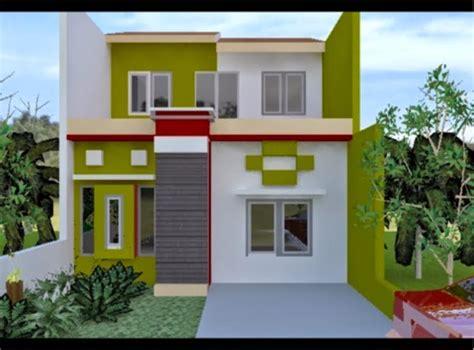 terpopuler  warna cat rumah hijau stabilo minimalis