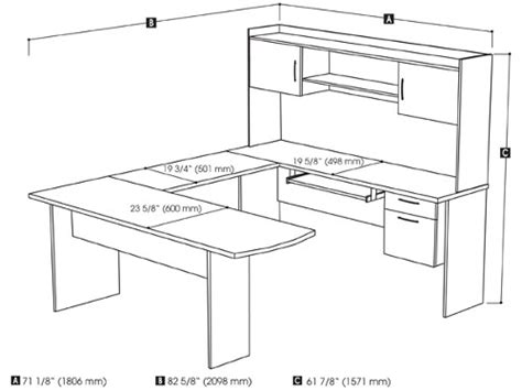 average desk width prepossessing 70 office desk dimensions decorating design