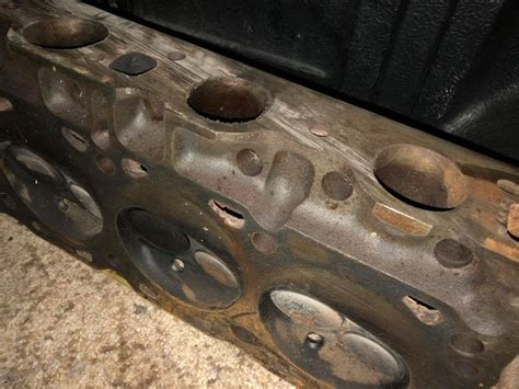 fully ported dve aa heads ford